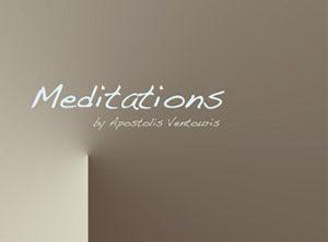 Meditations Volume 1