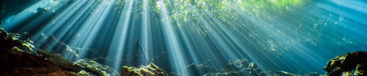 andreas cenote e-m1 mkII underwater