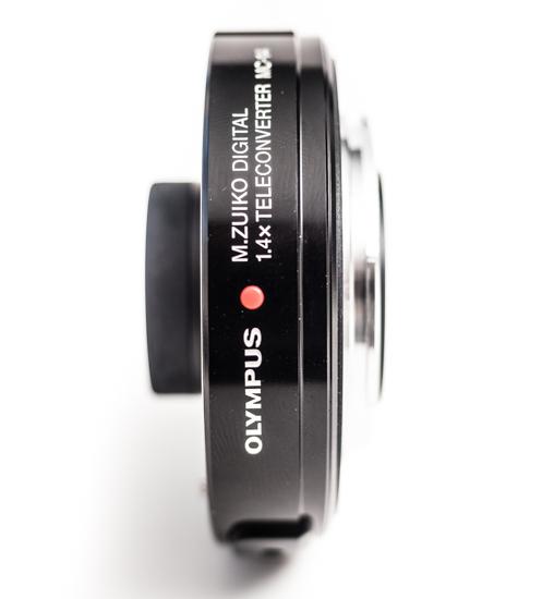 Olympus MC-14 1.4x teleconverter