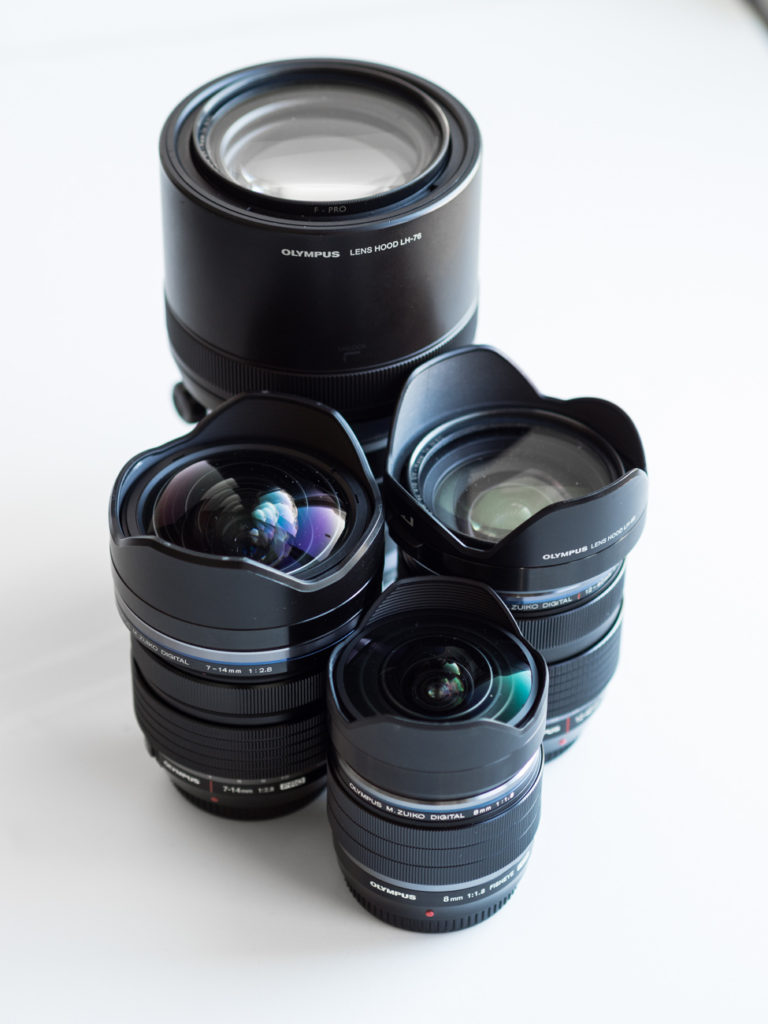 Olympus 40-150mm Pro