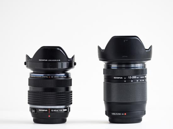 Olympus 12-200 lens review