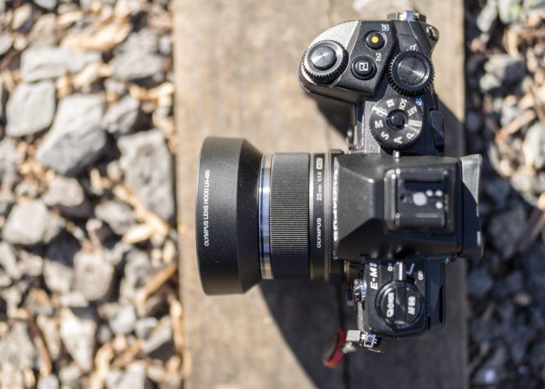 Olympus 25mm F/1 2 vs 25mm F/1 8 Lens Review Part 2